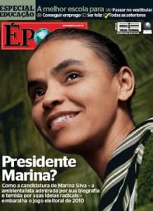 Desde 2009 a mídia hegemônica tenta cooptar o marinismo